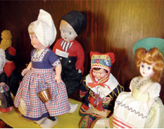 International Dolls Await Discovery