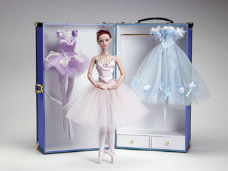 Dance for Joy! Tonner Doll joins forces with New York City Ballet