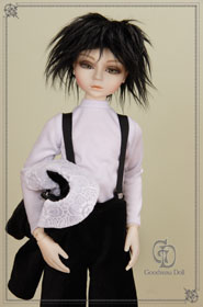 The Buzz about Goodreau BJDs