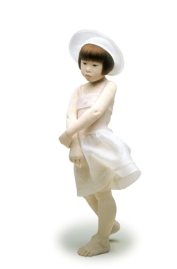 """Junwa 2008"" is the latest piece Oshima has created."