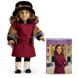 American Girl Introduces Rebecca