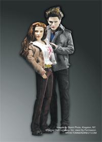Mattel's Edward and Bella