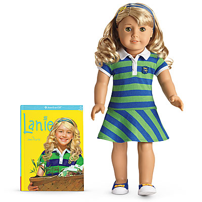 American Girl's New Lanie Inspires Kids to Connect with Nature