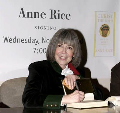 Anne Rice's Doll Auction: Is it a stake through her heart?
