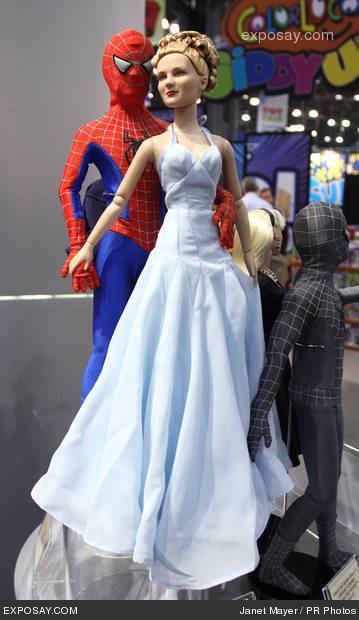 spider-man-3-dolls