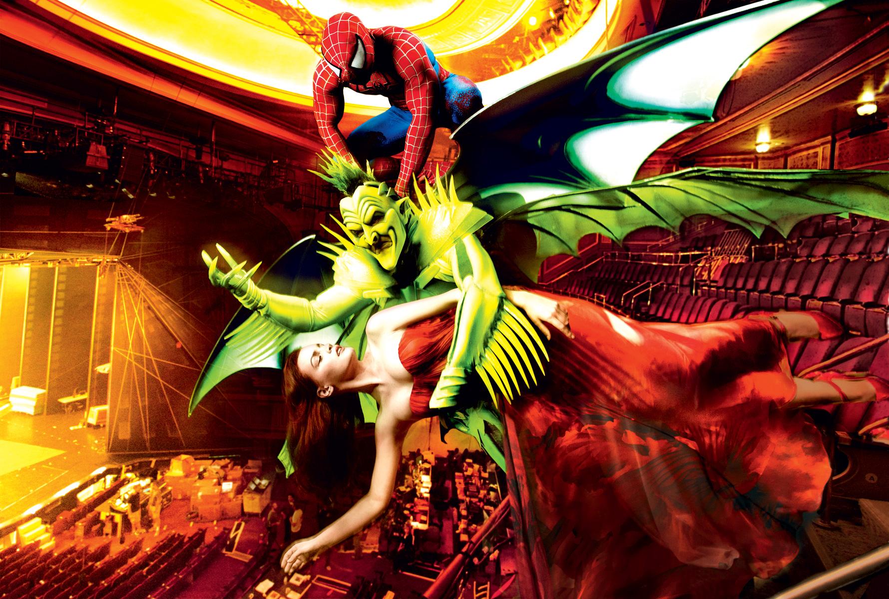 spidermanflyingoverseats