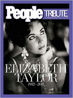 Taylor-Made: Elizabeth Taylor's captivating looks fated her to be a star and a doll.