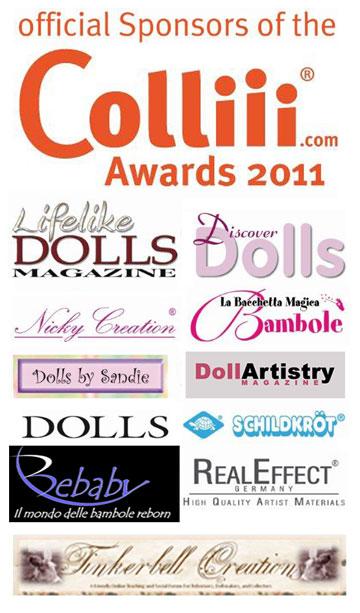 2011 Colliii Award winners announced