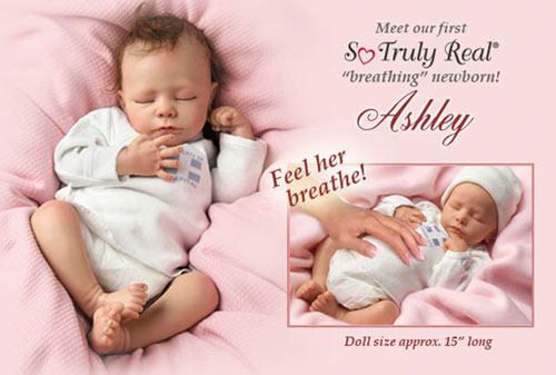 Mother of Invention: Are reborn/real dolls lifelike or life-sapping?