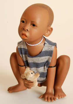 De Poppenstee at 25: Dutch dollmakers celebrate milestones in 2011