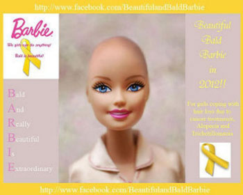 Barbie Beating Cancer: Is Mattel bound to make a connection?