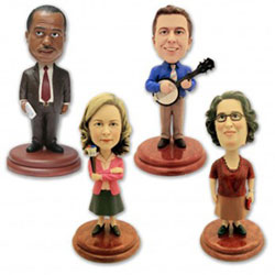 """The Office"" Bobble-heads"