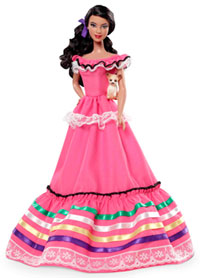Globally Gorgeous: Mattel expands Dolls of the World Barbie line