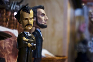 American Horror Story: Should a John Wilkes Booth doll light a powder keg of controversy?
