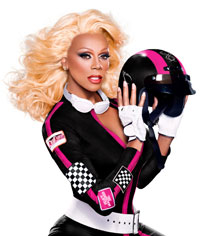 Lady Luck: RuPaul may be a walking-talking doll, but what happened to the fashion figure?