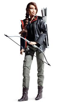 Katniss Everdeen Doll