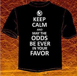 Odds in Your Favor Shirt
