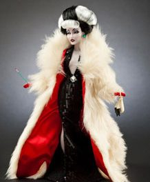 A Touch of Evil: Disney debuts a lineup of designer villains that are gorgeous and ghastly!