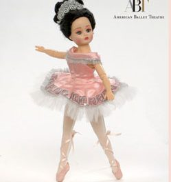 On Your Toes: Madame Alexander keeps dance fans cheering with their ballet beauties and cuties.