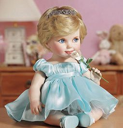 Pretty as a Princess: If Kate's baby is a girl, expect a kingdom's worth of dolls to follow!