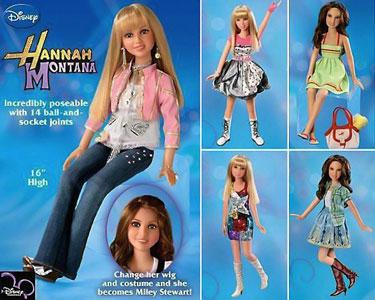 Miley Cyrus Barbie Doll 2013