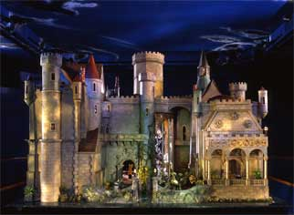 Collen Moore's Fairy Castle Conservation Project Begins at Museum of Science and Industry