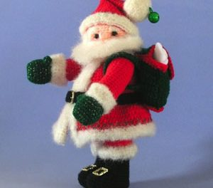 Santa Sanitizer: Is there a clause for germ exemption when you're handing out dolls and bears?