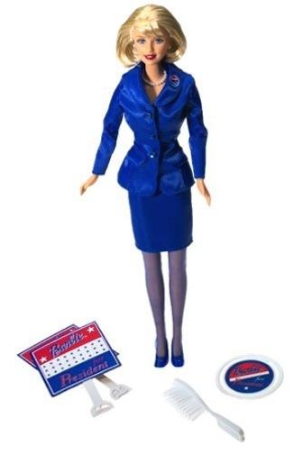 barbie pres 2000