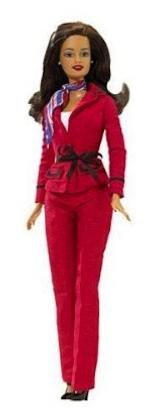 barbie pres 2004