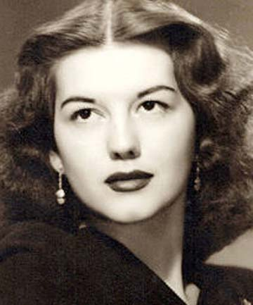 Geraldine Hoff. Photo courtesy of The History Channel