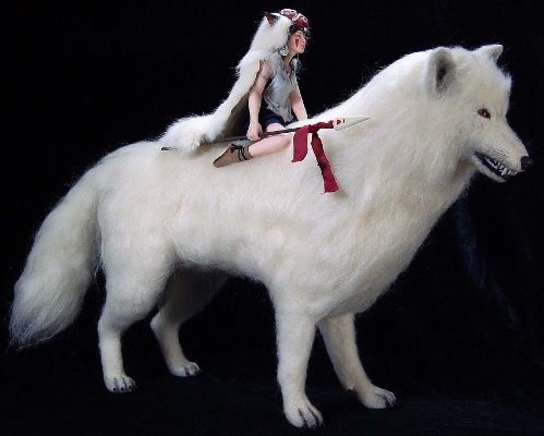 13 Princess Mononoke full
