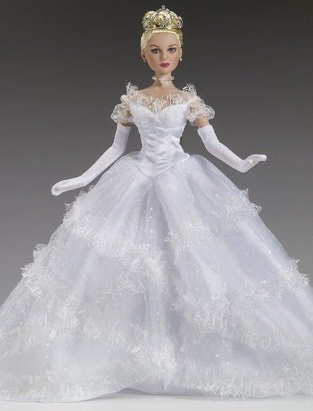 CinderellabridedollbyTonner