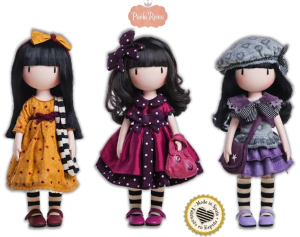 Dream Catchers: The Gorjuss Doll collection lets you fill in the blanks!