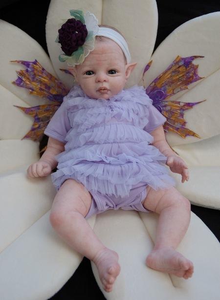 VioletFairy full body