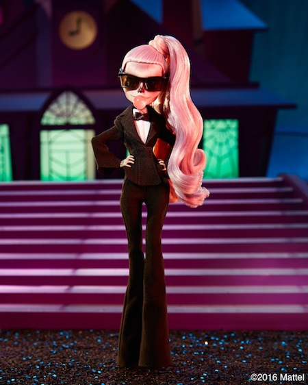 Monsters United: Lady Gaga makes her Monster High debut as Zomby Gaga