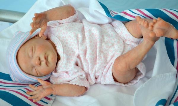 Gretchen Baby 6