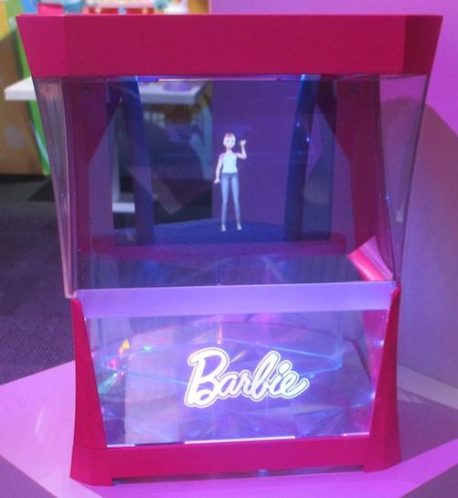Barbiewavesgood-bye