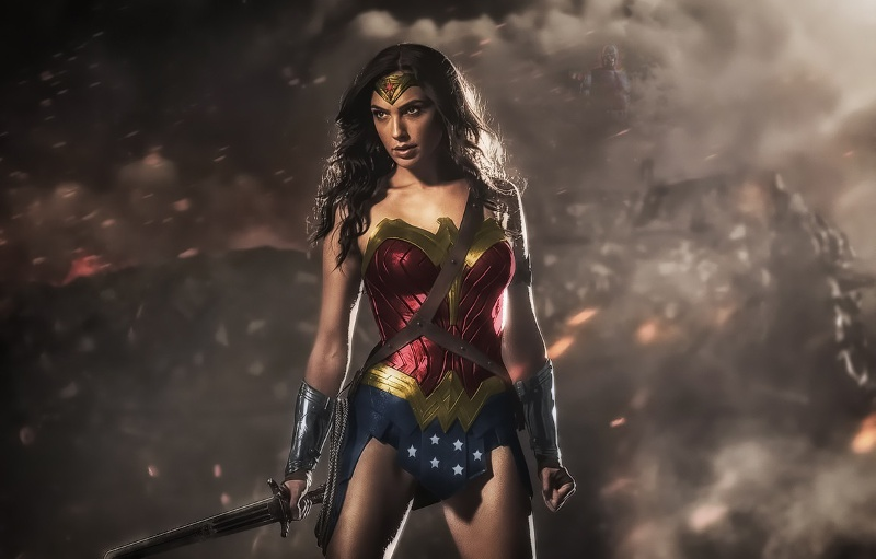 Gal Gadot is the new Wonder Woman
