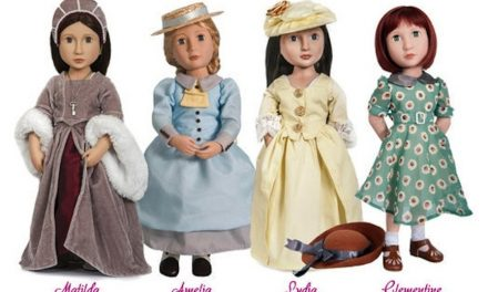 Revolutionary Dolls: British lasses who embody their times