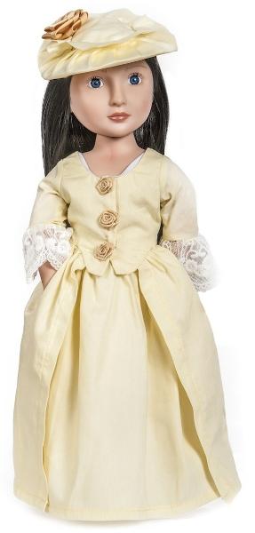 Lydia, the Georgian Girl.
