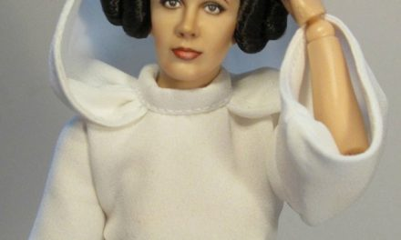 Star Bright: Carrie Fisher reigns as a force in the collectibles universe