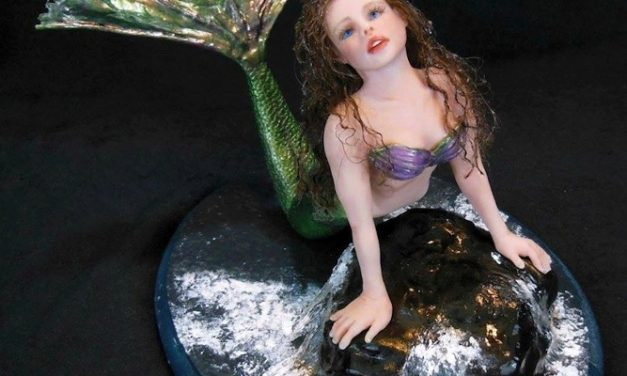 Part of Our World: Ariel, the Little Mermaid, is the patron of all collectors