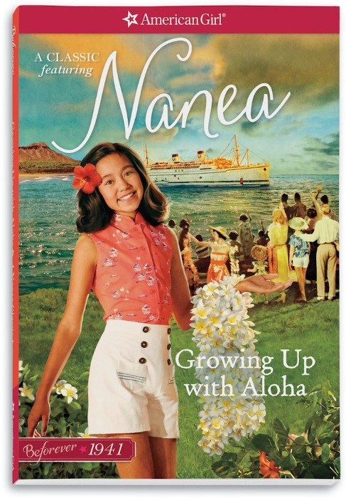 """Growing Up with Aloha"" novel."