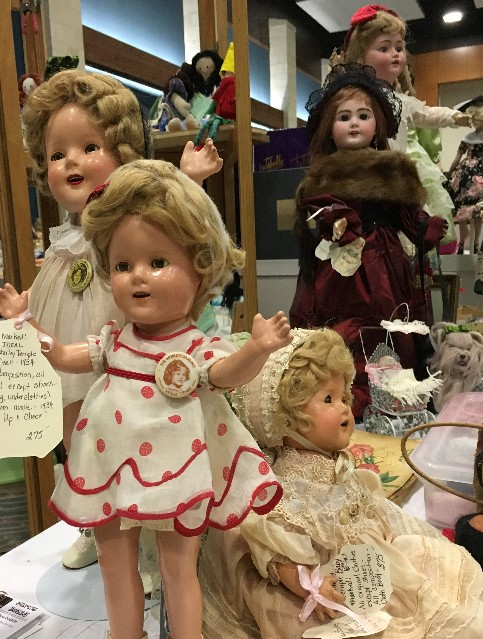 Hill Country Doll Show & Sale