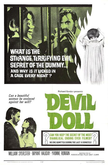 """Devil Doll"" preys upon fears."