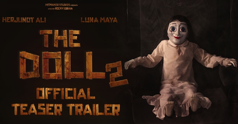 """The Doll 2"" is a supernatural sequel."