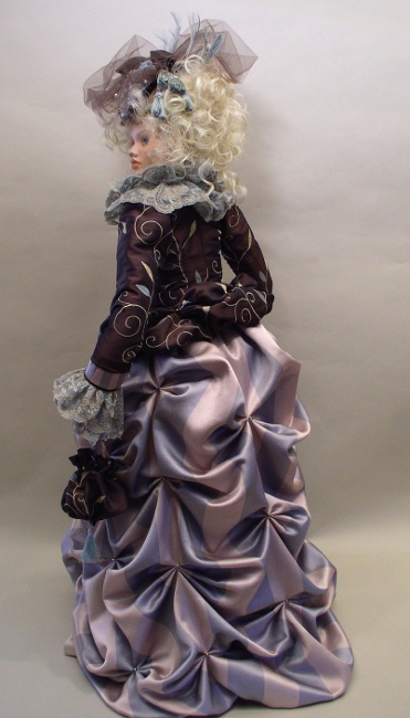 Marie Antoinette doll by Monica Reo