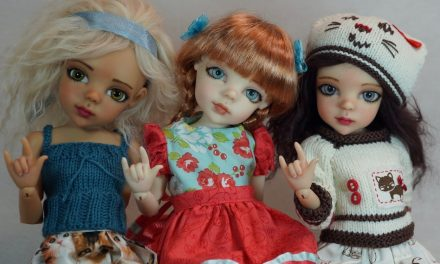 Words from the Heart: Bo Bergemann's dolls speak about her life