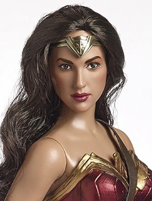 Robert Tonner's Wonder Woman doll