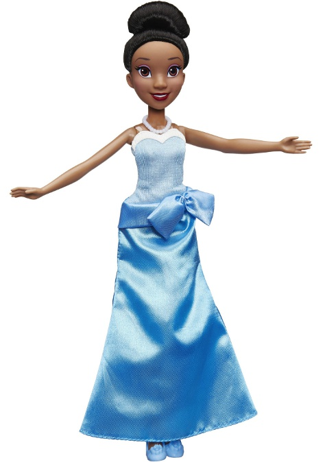 Hasbro's Princess Tiana